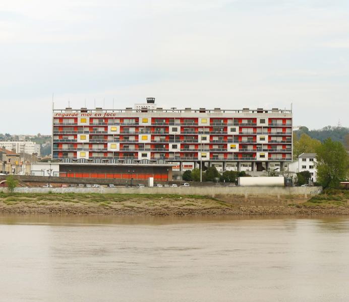 Emmanuel Aragon Installation Regarde Moi En Face 2012